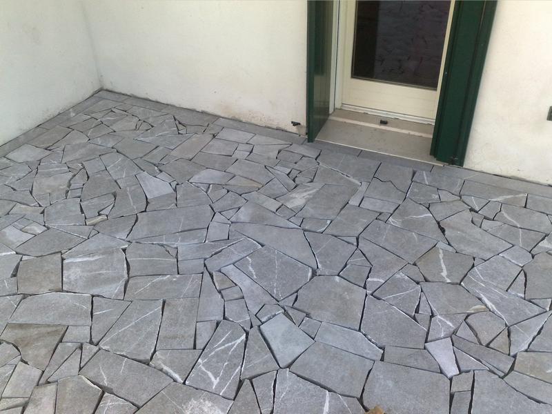 Pavimenti in pietra – Pannelli termoisolanti